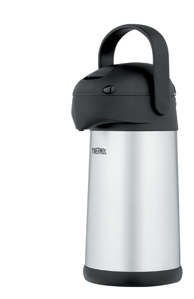 2.7 qt Stainless Steel Pump Pot PP3025   Thermos®