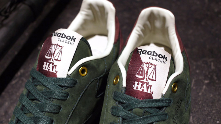 "Reebok CL LEATHER CTM ""HAL"" CL LEATHER 30th ANNIVERSARY 「CERTIFIED NETWORK」 - sneaker resource"