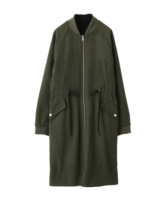 REVERSIBLE MODS COATCLANE CLANE OFFICIAL ONLINE STORE