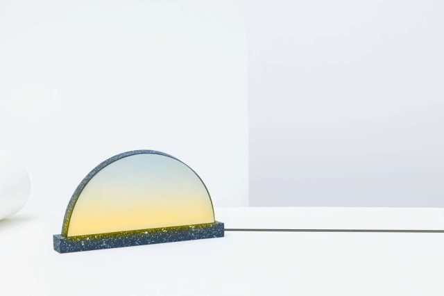 Patch of Sky - Lamps that share, in real-time, the sky above us / @fabrica