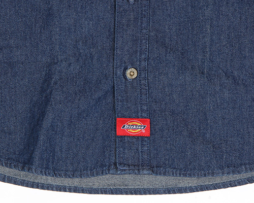 Timbos Denim Shirt - BBP