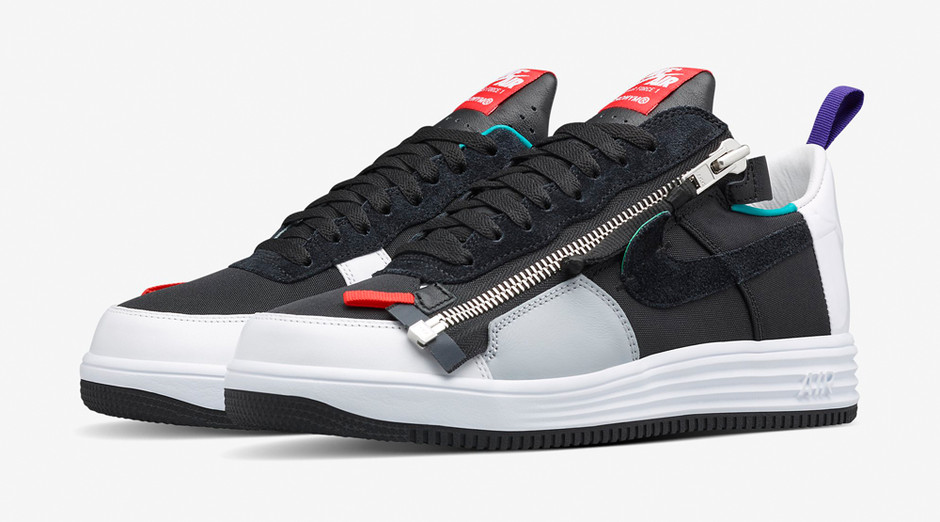 Acronym Nike Lunar Force 1 Zip Up - Sneaker Bar Detroit