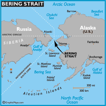Russia Blog: Bering Strait Tunnel - It's Possible, but is it Affordable?