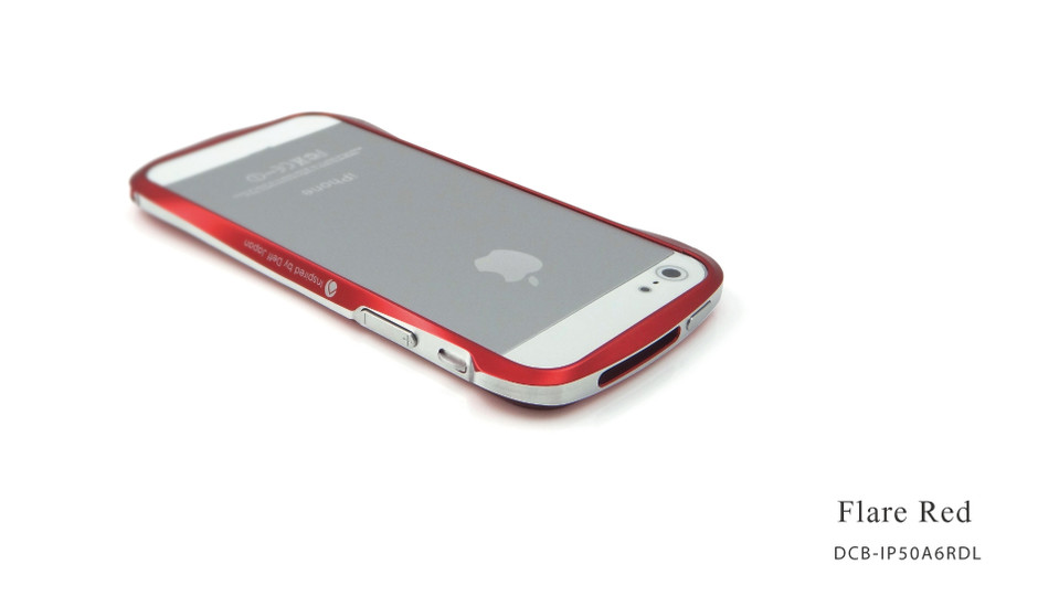CLEAVE ALUMINUM BUMPER for iPhone5 :: DCB-IP50A6シリーズ | PRODUCT|Deff株式会社