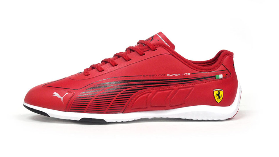 SPEED CAT SUPER LITE SF SL 「LIMITED EDITION」 RED/BLK/WHT プーマ Puma | ミタスニーカーズ|ナイキ・ニューバランス スニーカー 通販