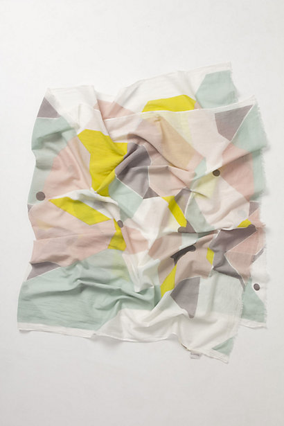 Dovetailed Scarf - Anthropologie.com