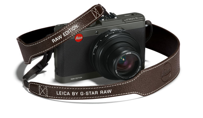 Gallery|Leica×G-Star RAW特別限定モデル「ライカD-LUX6 G-STAR RAWエディション」7月下旬発売|Leica | Web Magazine OPENERS - New PRODUCTS