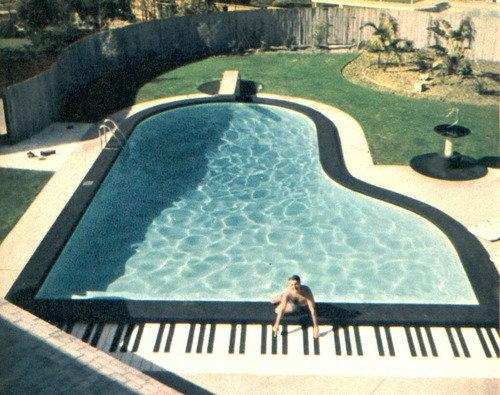 Piano Pool | AnOther | Loves