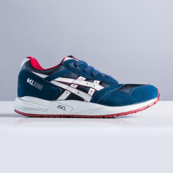 """FeatureLVさんはTwitterを使っています: """"Asics Gel Saga In Navy/Soft Grey Now Available 