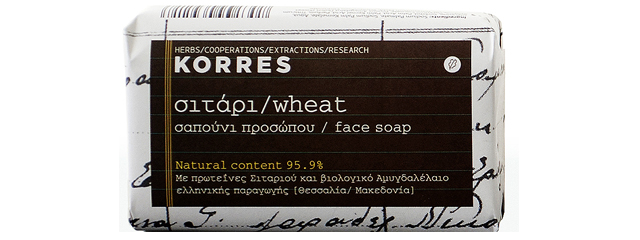 Korres Soaps: Pomegranate / Chamomile / Milk / Wheat | Ape to Gentleman | Male Grooming Blog | Mens Fashion & Lifestyle
