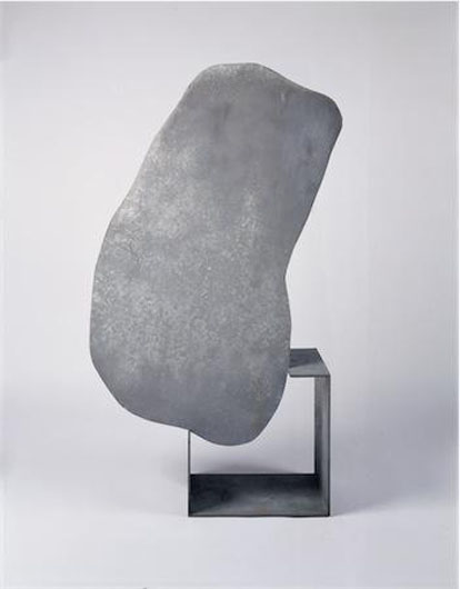Magritte's Stone | The Noguchi Museum