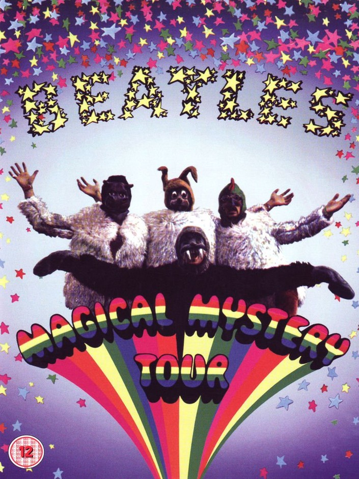 Magical Mystery Tour [DVD] [2012]: Amazon.co.uk: The Beatles: Film & TV
