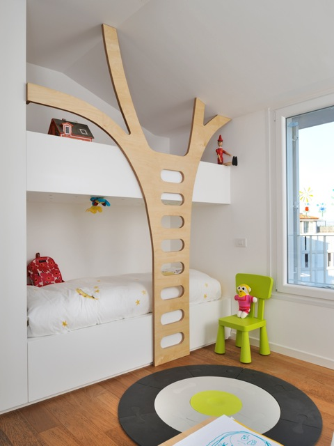 Coast apartment – Slovenia | DESIGNEAST.EU