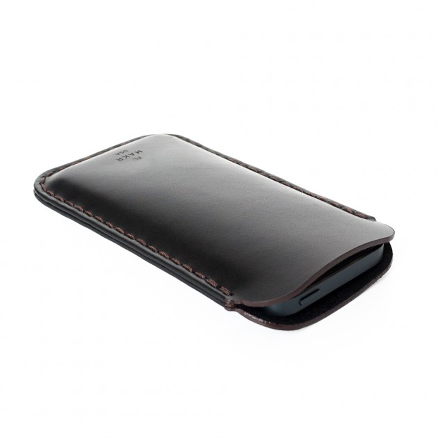iPhone 5 Sleeve | Leather Goods, Wallets, Bags, Accessories | Made in the USA