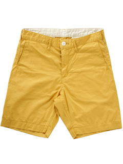 LOVE online store|MEN | WORLD WORKERS Short Trousers (yellow)