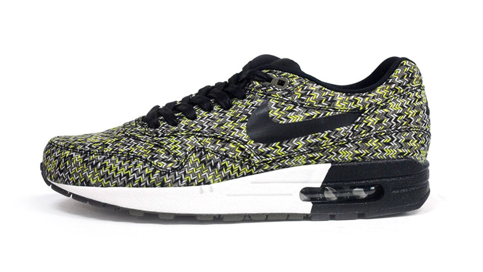 AIR MAX 1 PREMIUM SP 「LIMITED EDITION for NONFUTURE」 L.GRN/BLK/WHT ナイキ NIKE | ミタスニーカーズ|ナイキ・ニューバランス スニーカー 通販