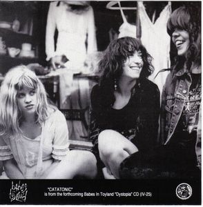 Babes In Toyland / Poison Idea - Catatonic / Death, Agonies & Screams (Vinyl) at Discogs