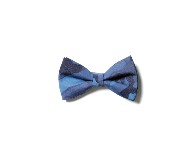 uniform experiment | PRODUCT | CAMOUFLAGE BOW TIE