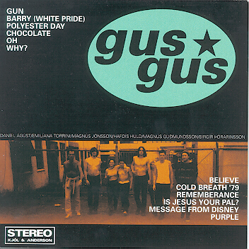 Images for Gus Gus - Gus Gus