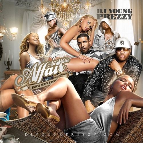 Various Artists - All White Affair Hosted by DJ Young Prezzy // Free Mixtape @ DatPiff.com