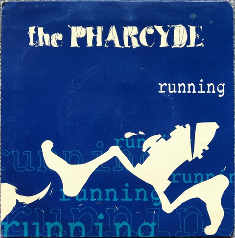 the PHARCYDE - Runnin'/Emerald Butterfly : まわるよレコード ACE WAX COLLECTORS