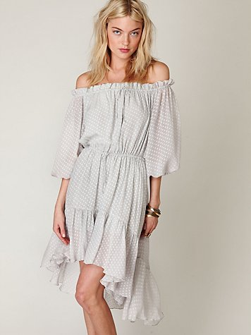 Shakuhachi Shaku Peasant Dress at Free People Clothing Boutique