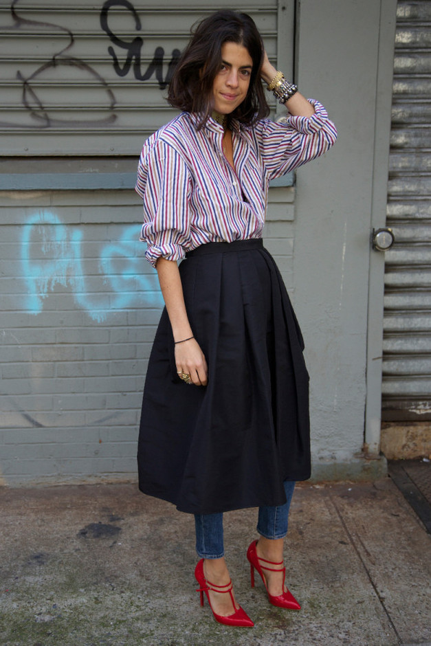 Culled from Paris, Pt. II | Man Repeller