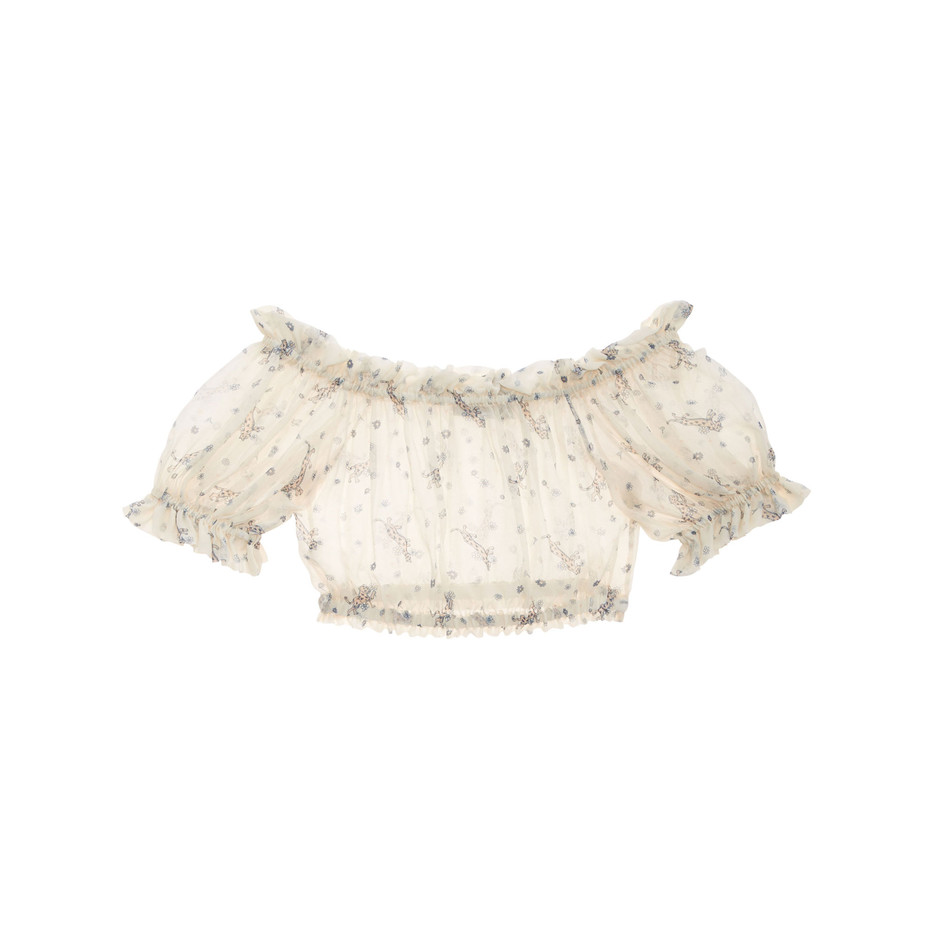 Sretsissuper | Goodnight Blouse - Sincerely Yours