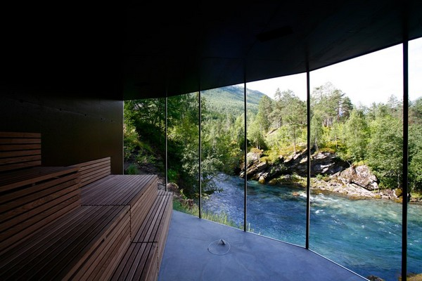 Juvet Landscape Hotel with Stunning Views Of Norway Wilderness | Inthralld