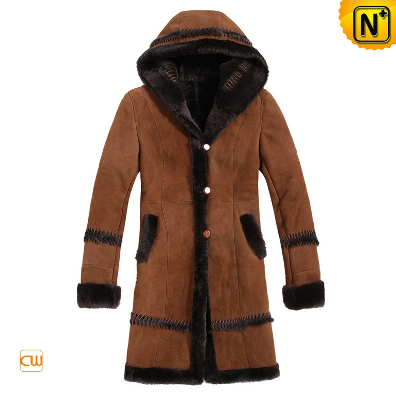 Womens Fur Lined Hooded Coats | CWMALLS