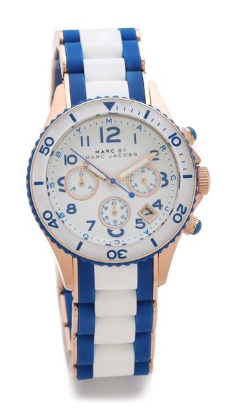 Marc by Marc Jacobs Rock Chrono Watch | SHOPBOP