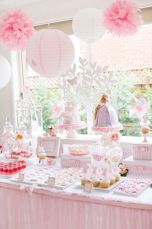 Books Worth Reading / Princess party ideas