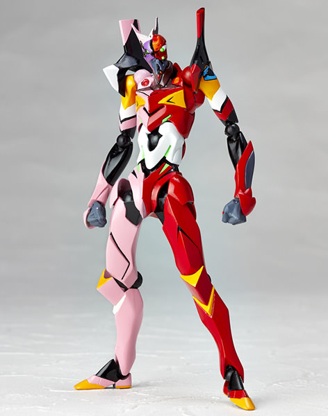 Revoltech Yamaguchi: EX Evangelion Unit 08+02 – Evangelion 3.0: You Can (Not) Redo Sneak Preview - GingAnime eng ver.