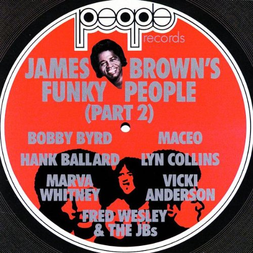 Amazon.co.jp: Jb's Funky People 2: James Brown: 音楽