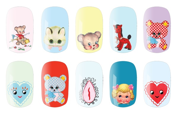 Nails / Meadham Kirchhoff