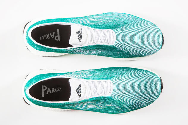 Parley for the Ocean x adidas Boost | Complex