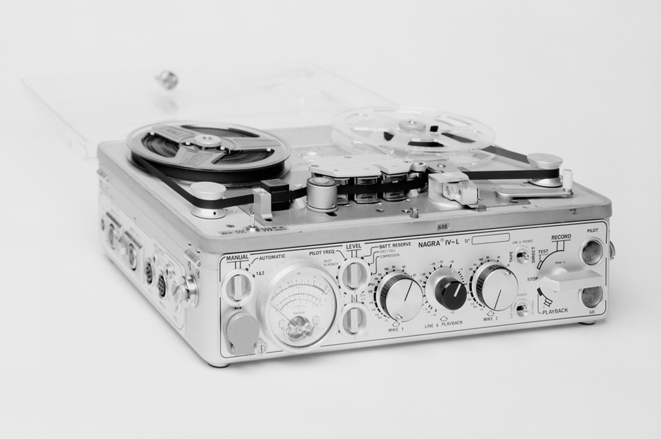 All sizes | It's a Nagra. Swiss and very precise. | Flickr - Photo Sharing!