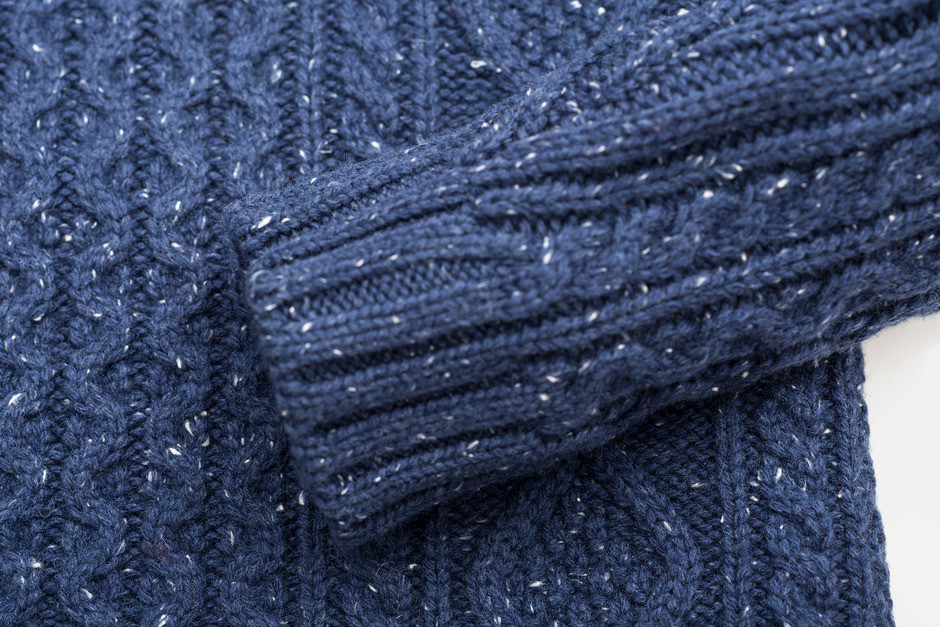 Keith Cable Knit | Saturdays