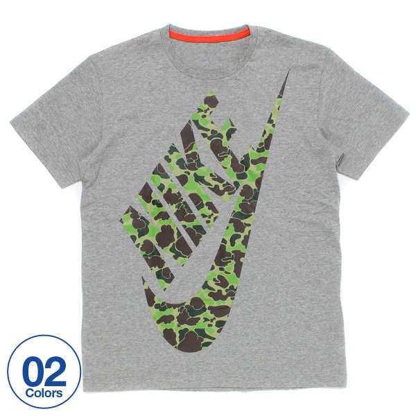 NIKE AS HUNTER CAMO HBR SS TEE - Mens ClothingNIKE ClothingTops - |Sports Lab by atmos