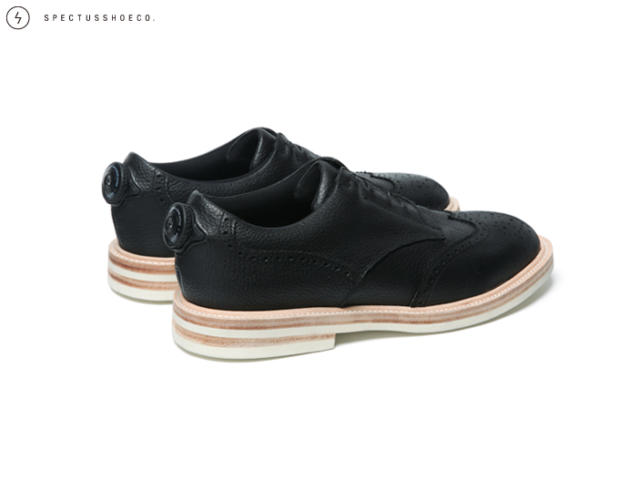 SOPHNET.   PRODUCT   SPECTUS WING TIP BLUCHER SHOES (DISC SYSTEM)