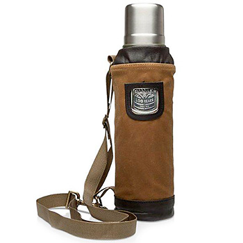 ShopStanley-pmi.com : 1.1QT Stanley 100 Year Anniversary Vacuum Bottle w/ Limited Edition Shoulder Sling 1.1QT Stanley 100 Year Anniversary Vacuum Bottle w/ Limited Edition Shoulder Sling