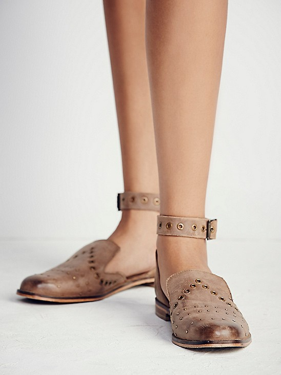FP Collection Castoni Studded Loafer at Free People Clothing Boutique