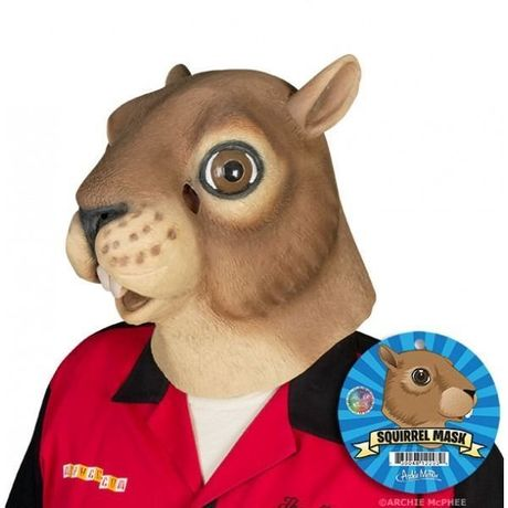 Squirrel Mask | &R Shop