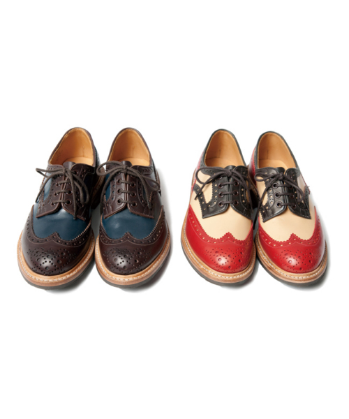 GB13AT / AC21 : Shawn shoes by Tricker's   glamb[グラム] 公式通販サイト