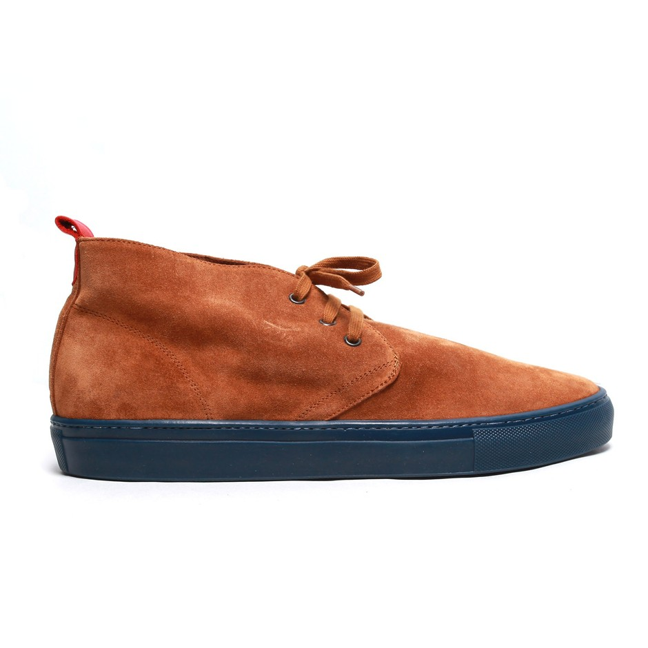 Alto Chukka - Cognac Suede - View All Products