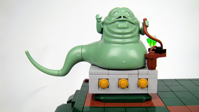 Star Wars: Return of the Jedi Lego Chess | Flickr - Photo Sharing!