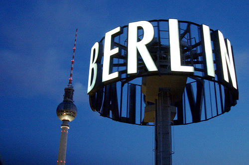Not A Ballerina: A Travel Blogger's Life: Guest post: What I discovered in Berlin's hidden culture scene