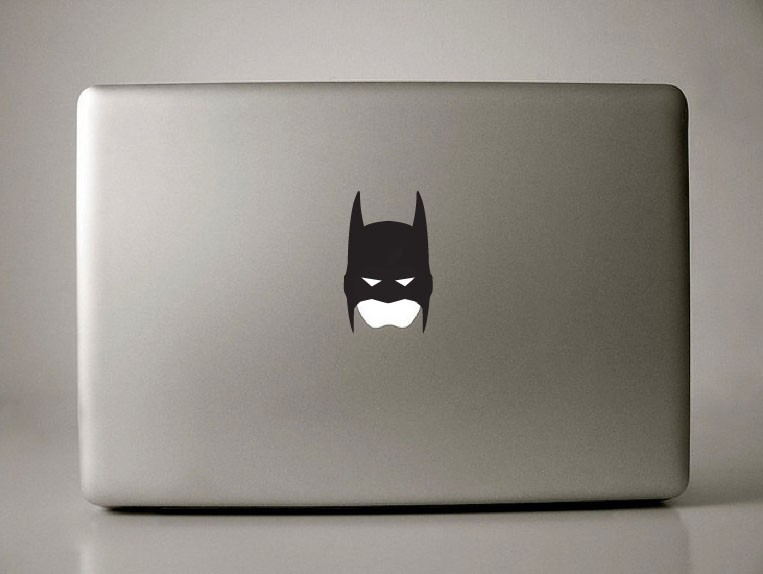 NOVO! Adesivo Decorativo para Notebook - Batman Notebook by Naza - NZ019