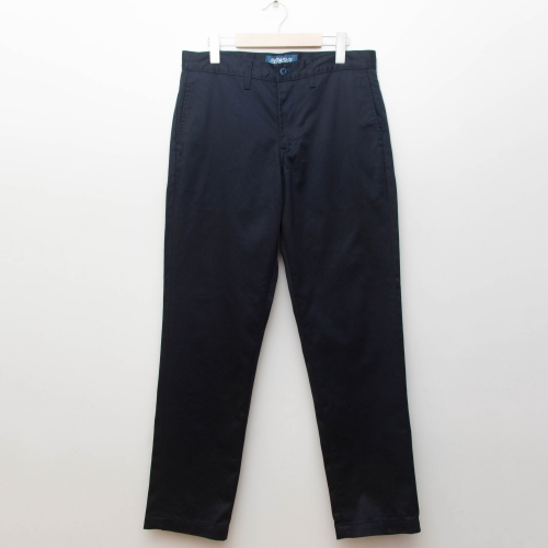Custom Fit Chino Pants - Navy - cup and cone WEB STORE