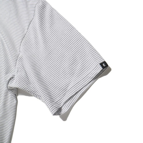 The Ennoy Professional® BORDER TEE (WHITE) | ennoy